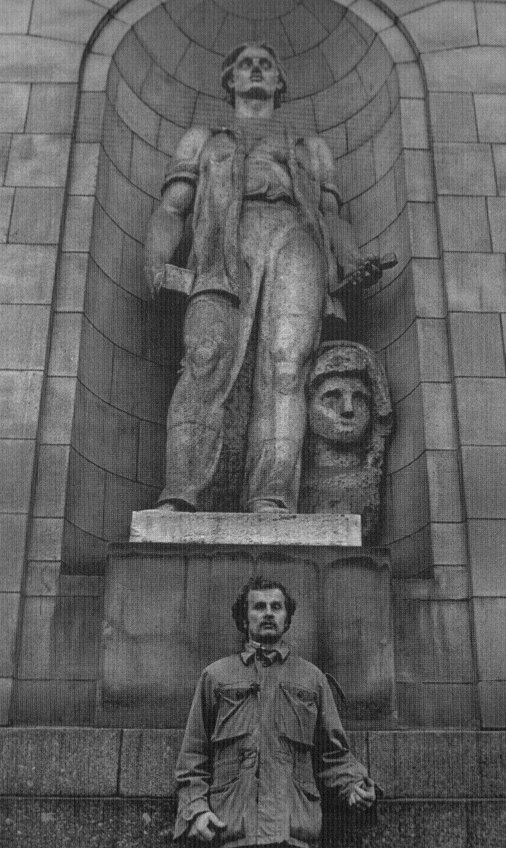 Socfiction Pałac Kultury i Nauki, Warszawa, 1979 fot. Stefan Okołowicz