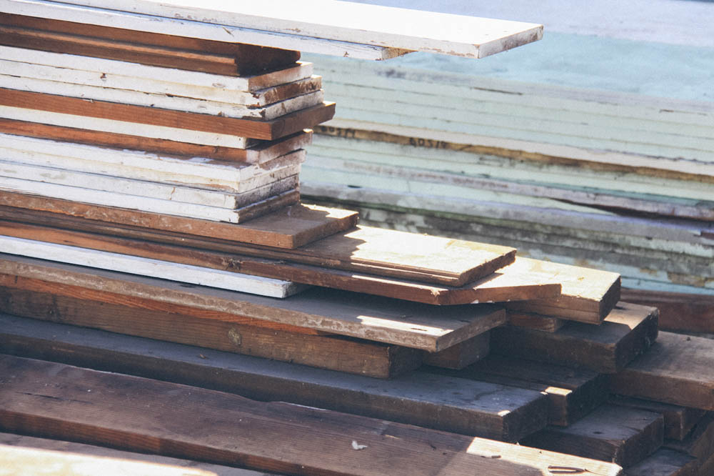 salvaged lumber in san diego