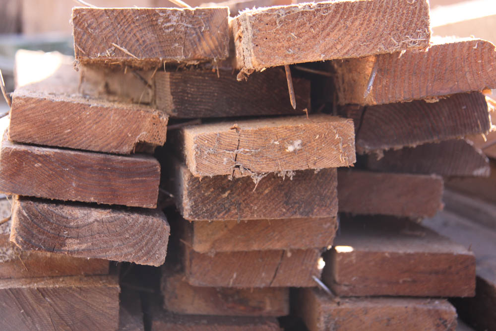 salvaged redwood lumber in san diego