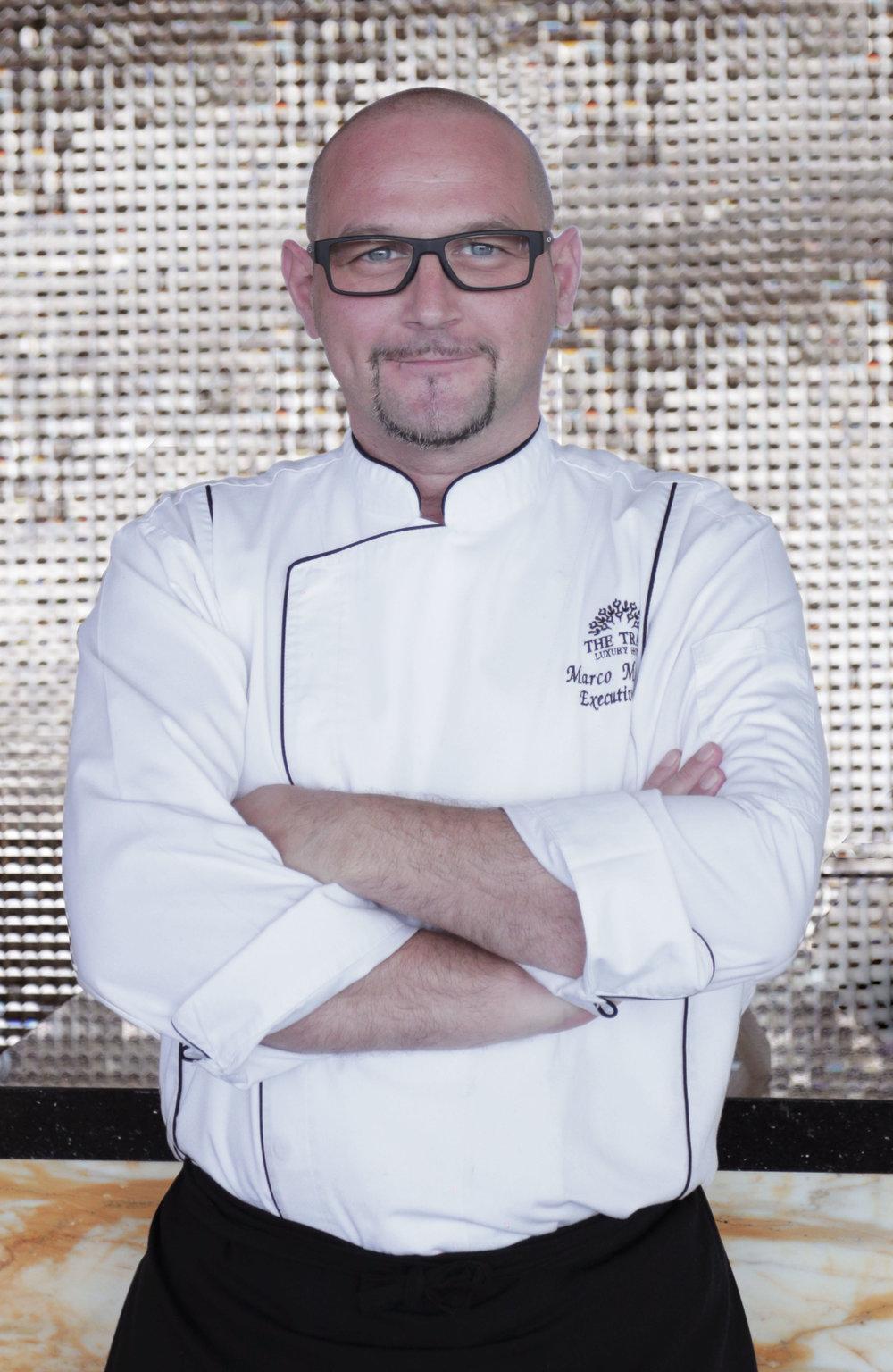 Executive Chef - Marco Medaglia