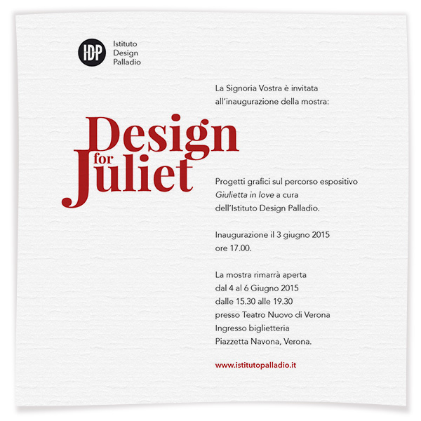 Design for Jiuliet