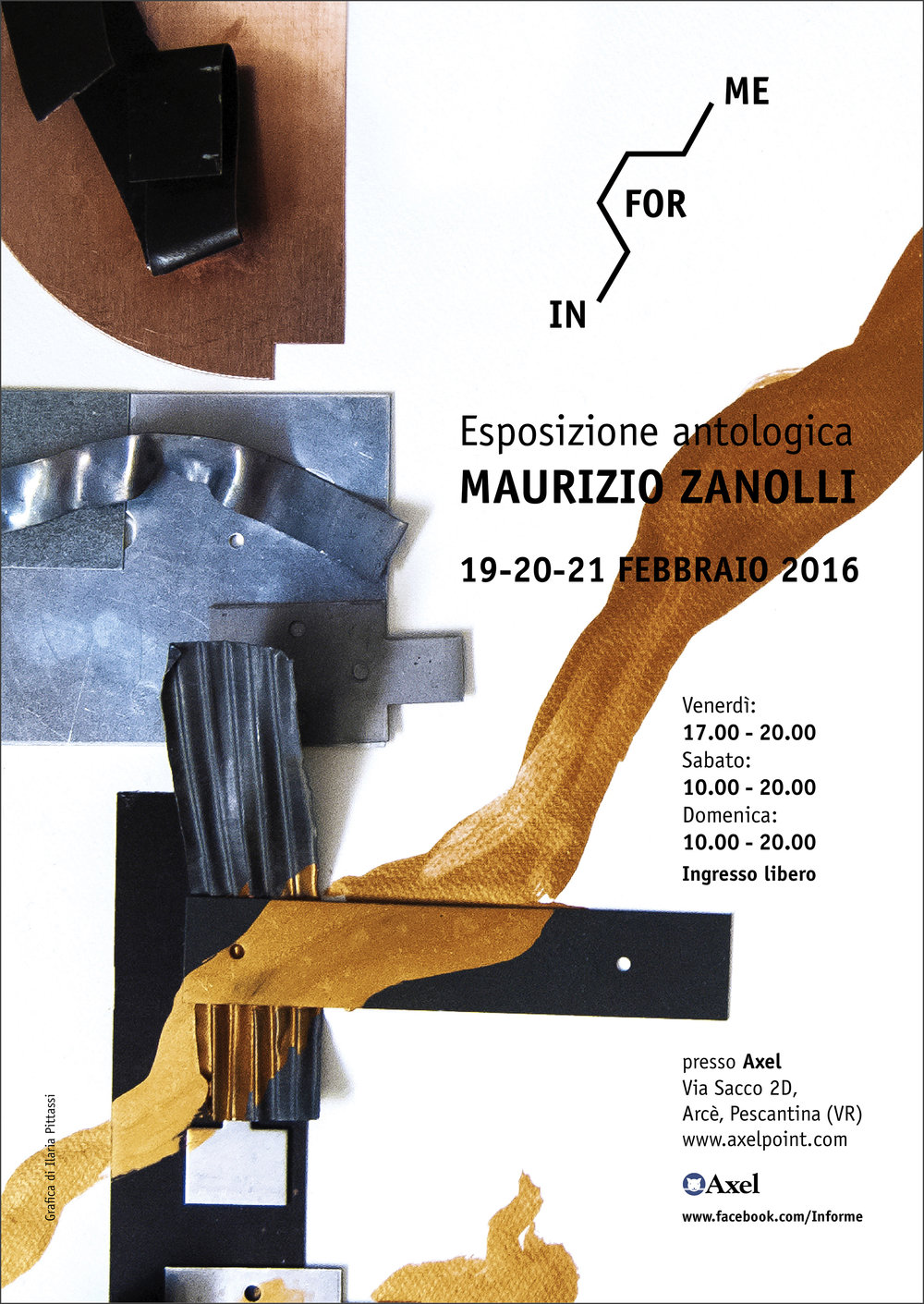 Antologica su Maurizio Zanolli