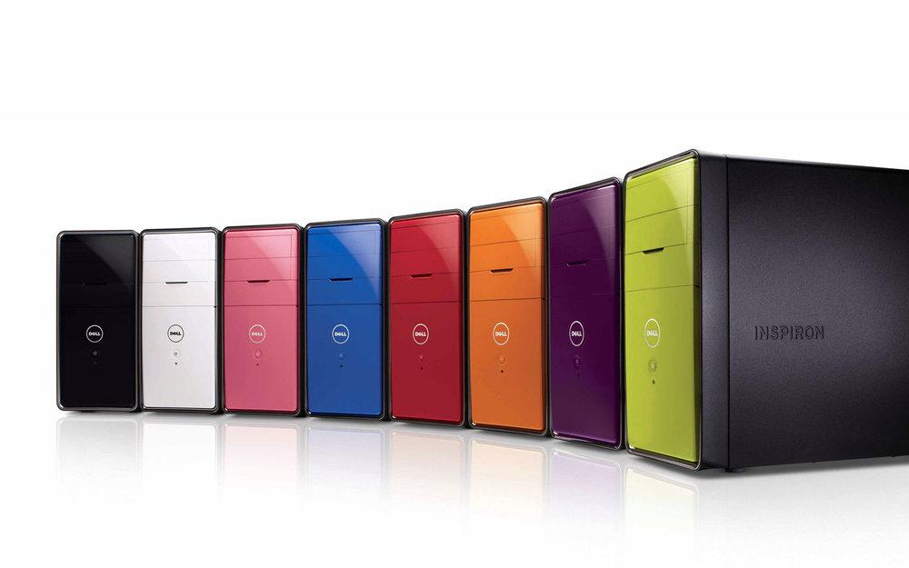 INSPIRON 500 series - Desktop Computer Family
