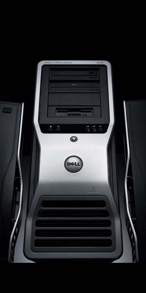 DELL PRECISION - Desktop Computer