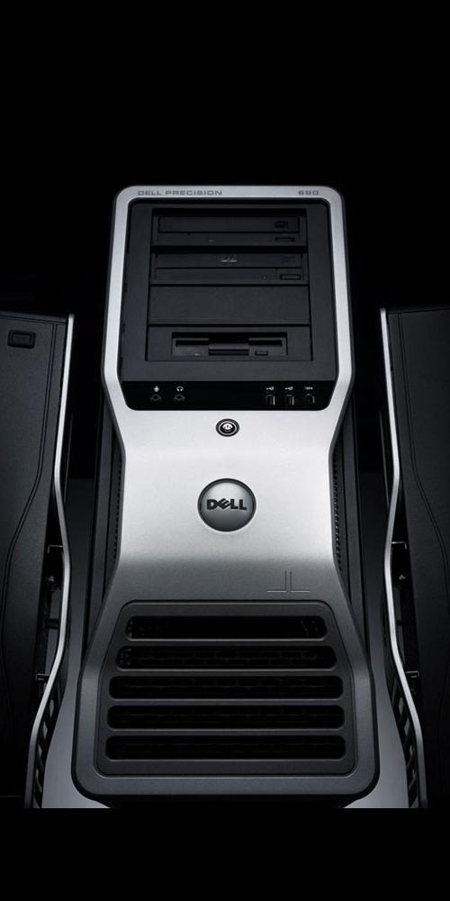 DELL PRECISION - Desktop Computer
