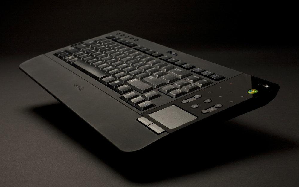 XPS one - Wireless Keyboard
