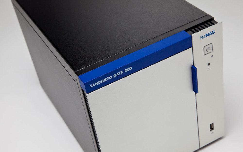 tandberg data - Network Attached Storage
