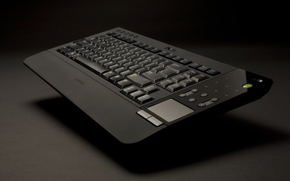 XPS one - Wireless Keyboard