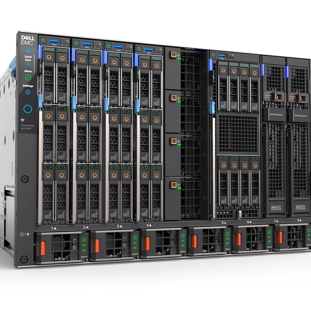 poweredge mx - Modular Infrastructure System