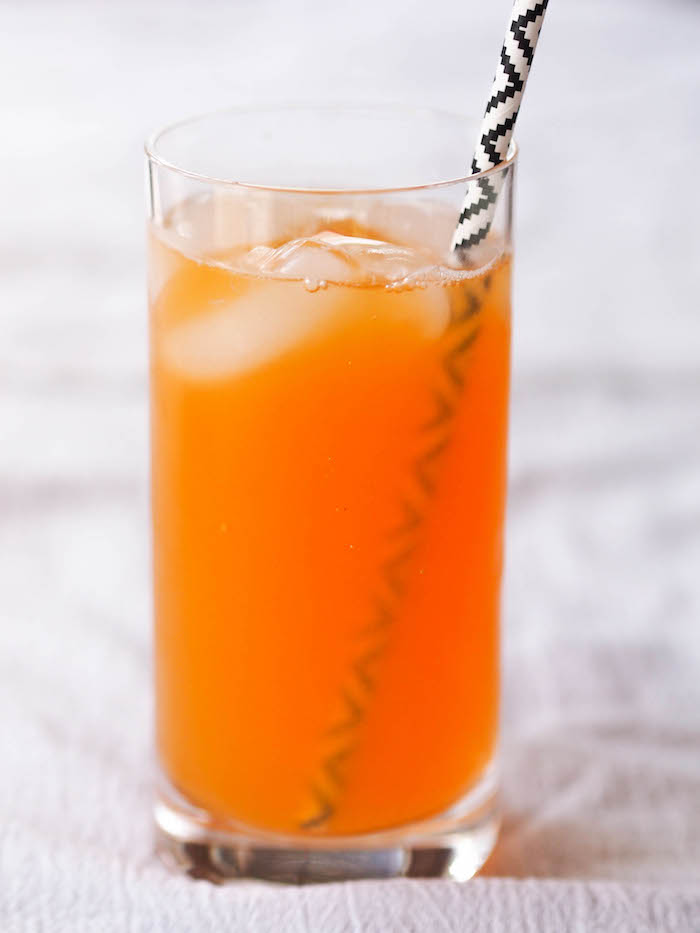 Cantaloupe Aguas Frescas