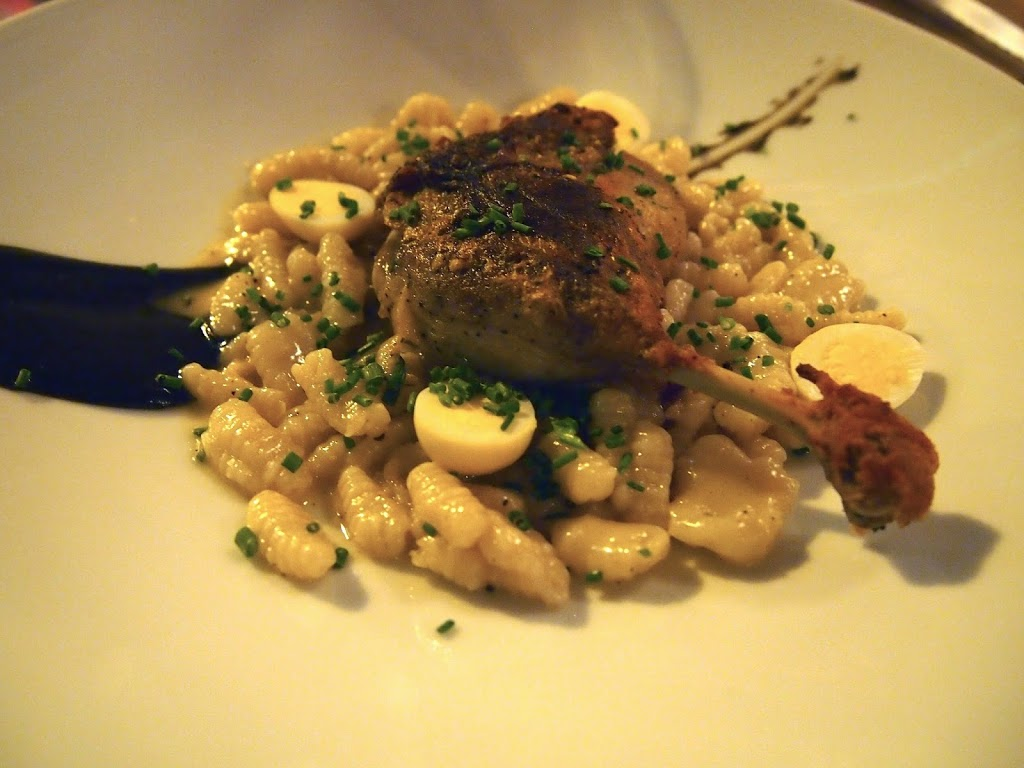 Montreal Dining Beaver Hall Duck Confit Cavatelli