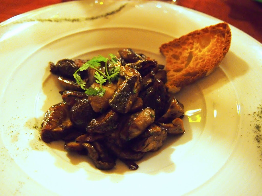 cepes or porcini fricasse