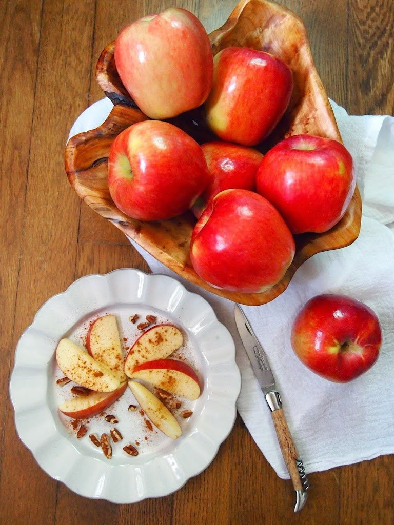 Sliced Ambrosia Apples