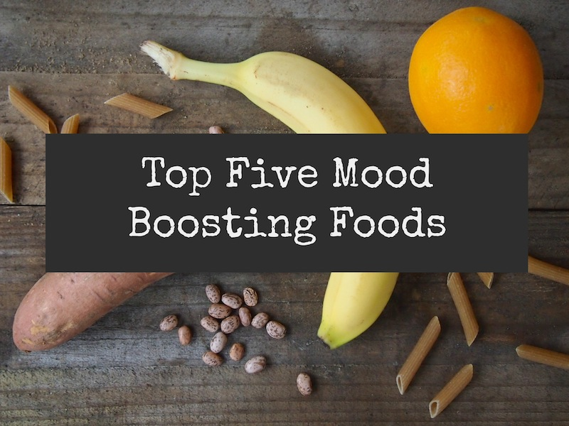 Top Five Mood Boosting Foods
