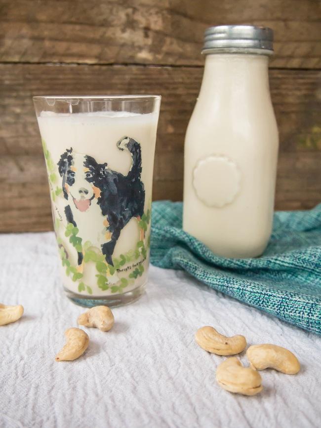 Cashew Coconut Recovery Milk