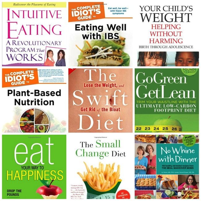 Favorite Books by Registered Dietitians