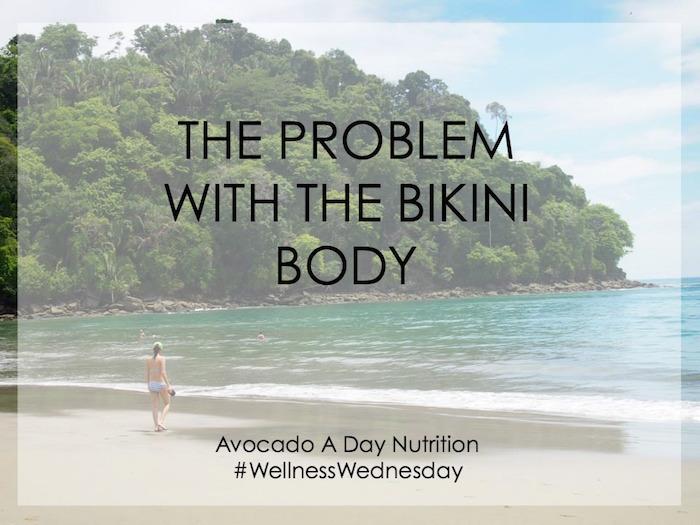 The Problem With The Bikini Body