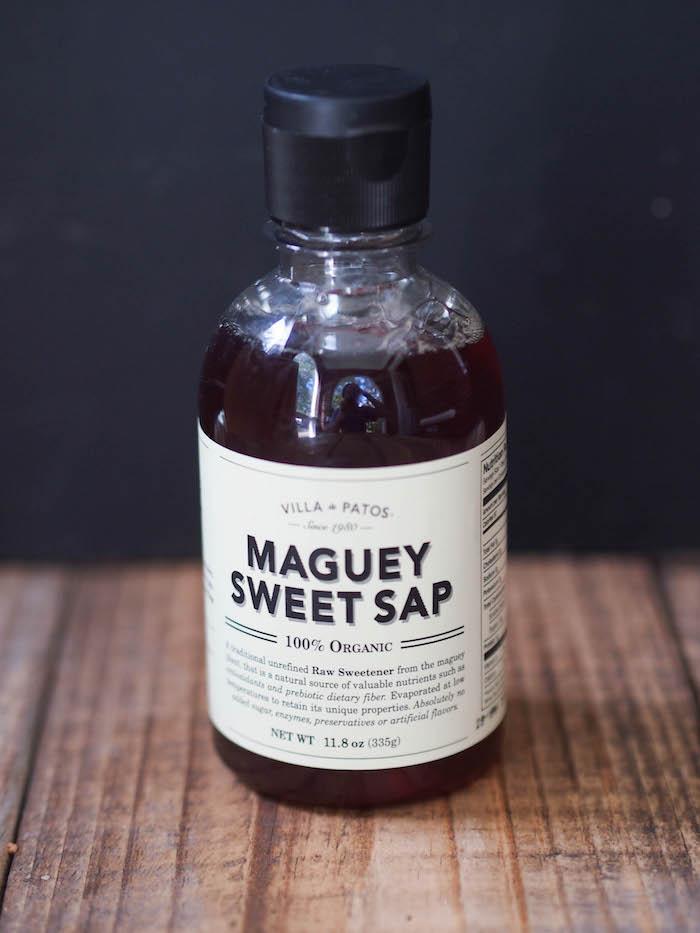 Maguey Sap Sweetener