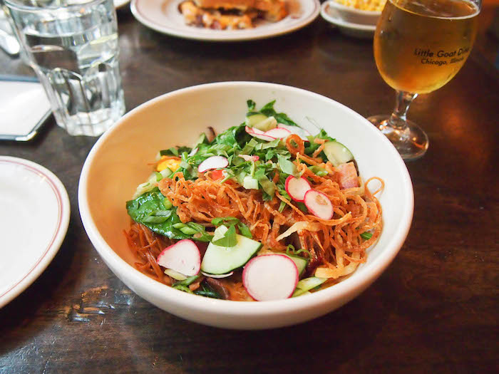 Chicago Travel Guide: Noodle Bowl from The Little Goat