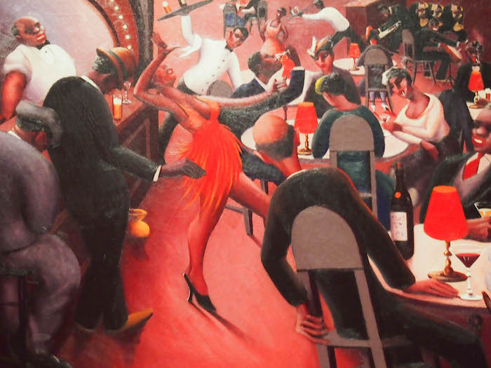 Chicago Travel Guide: Archibald Motley at the Cultural Center