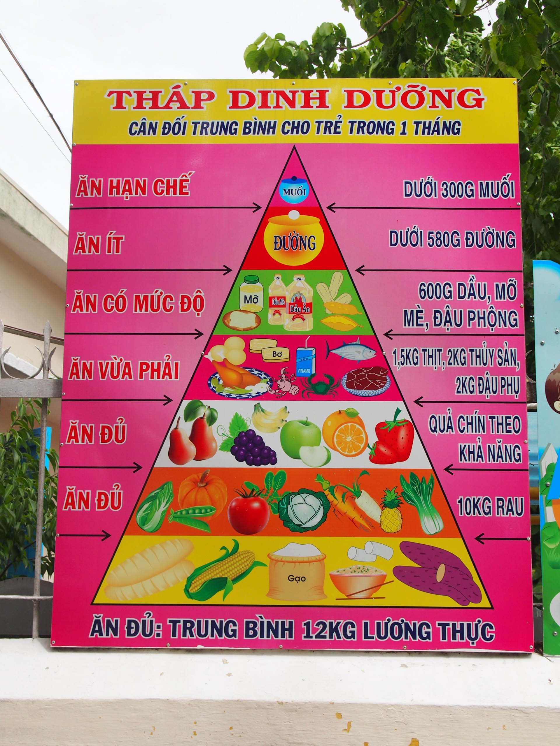 Found this hanging across the street at lunch. I guess VIetnam hasn't upgraded to the plate!