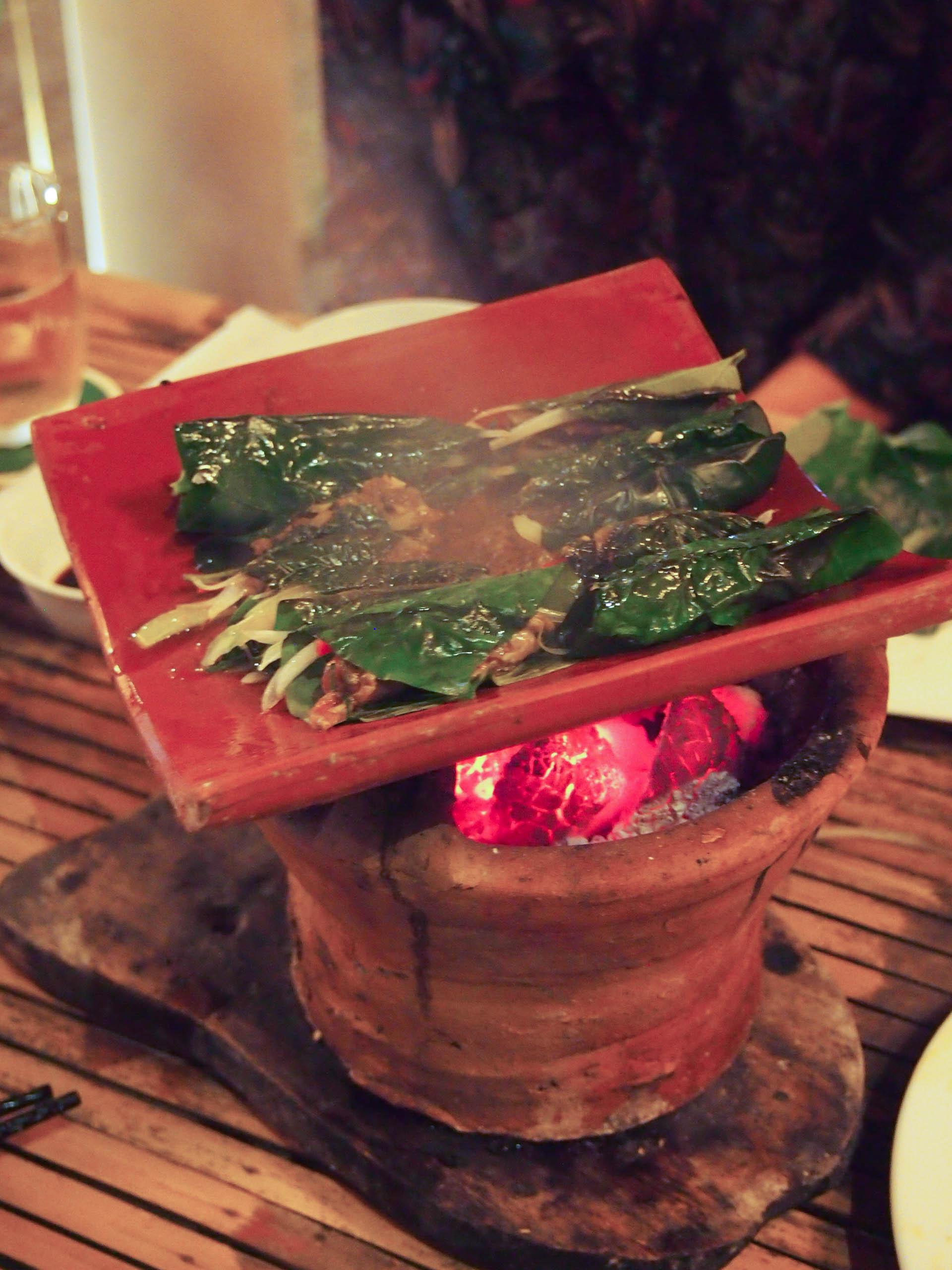 Vietnamese BBQ Venison