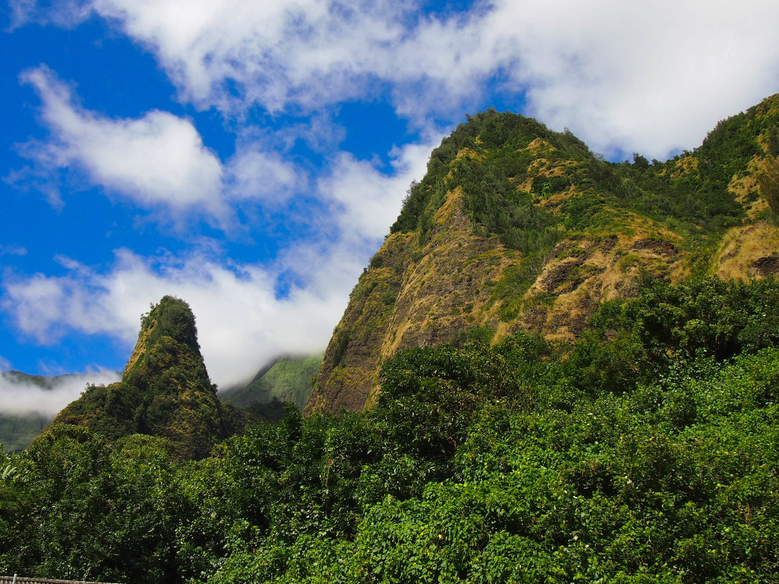 Iao Needle on Maui