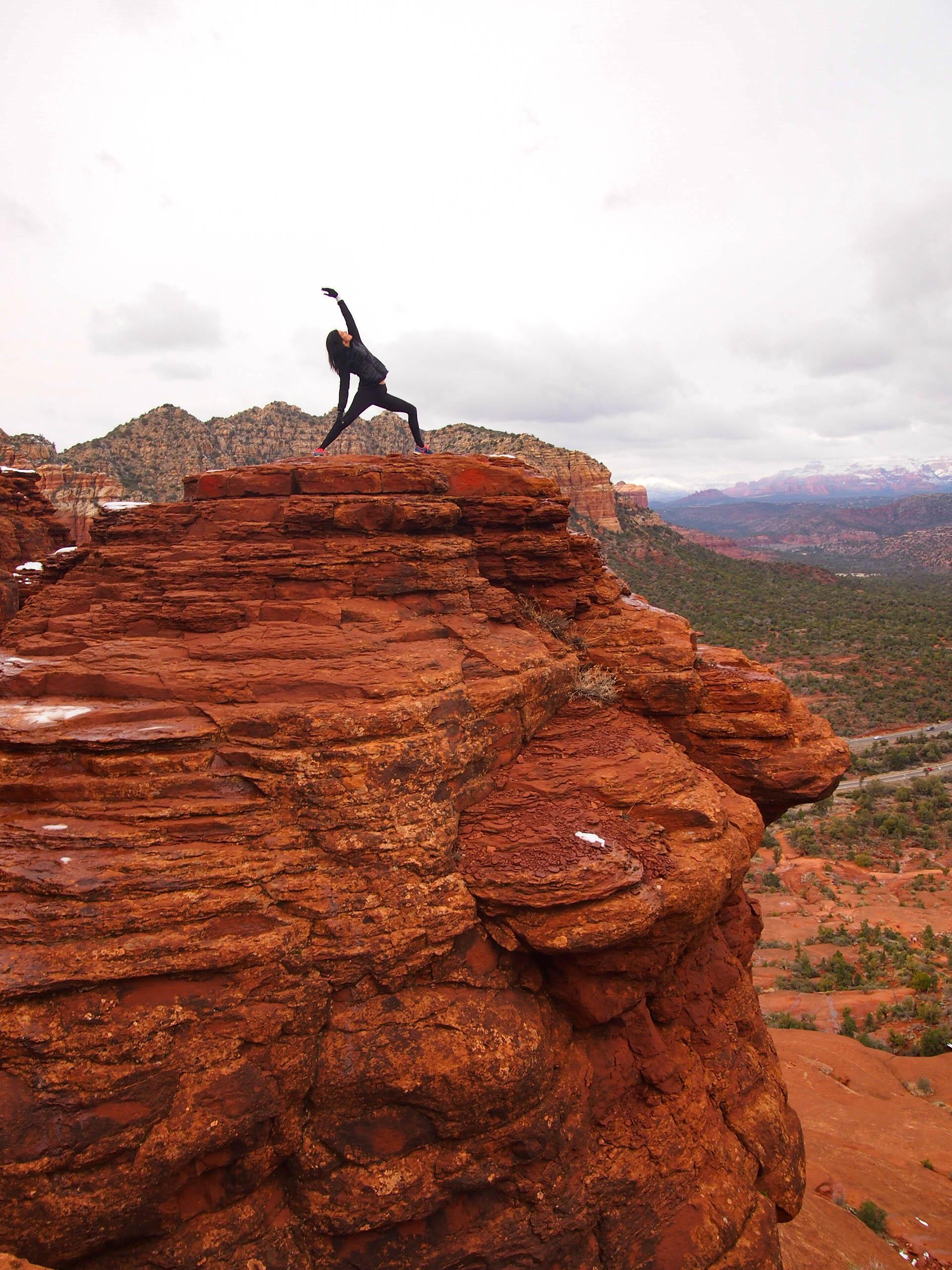 Obligatory yoga pic