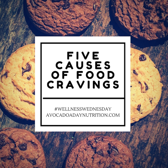 Learn the five most common causes of food cravings and prevention tips for each