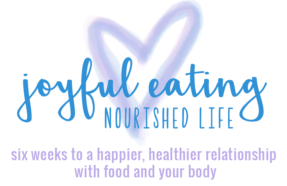 Joyful Eating Intuitive Eating Program