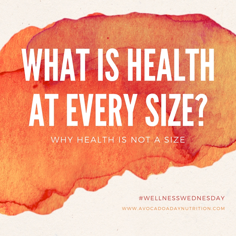 What is Health at Every Size? Learn how to get healthy without dieting.