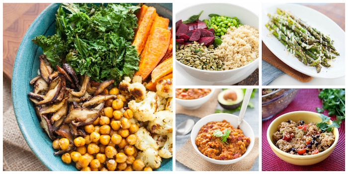Recipes from Nourish Your Namaste