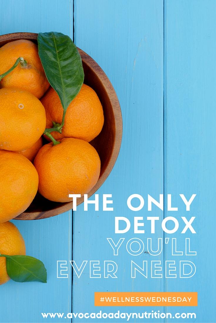 The only detox you'll ever need....a social media detox!