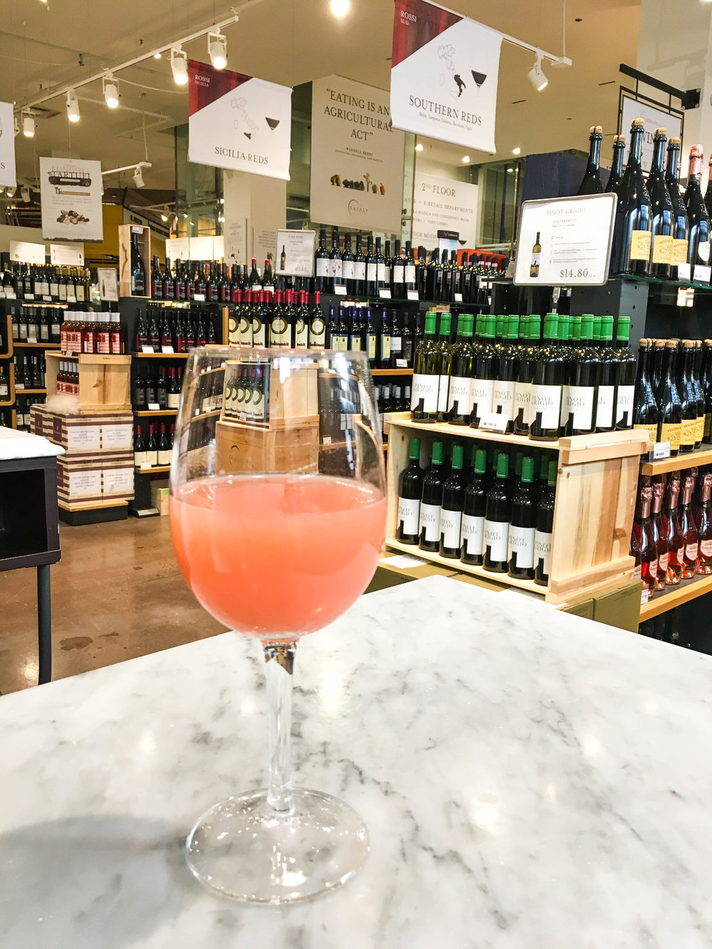 Bellini's at Eataly