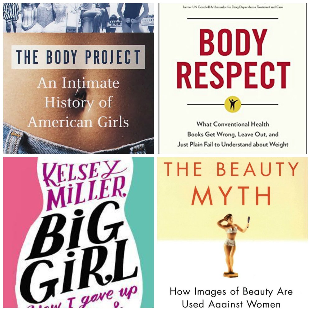 The best body positive books for building a better body image