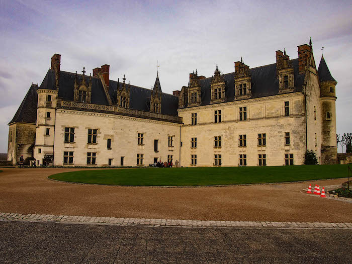 Amboise chateau. Very Downton Abbey in feeling