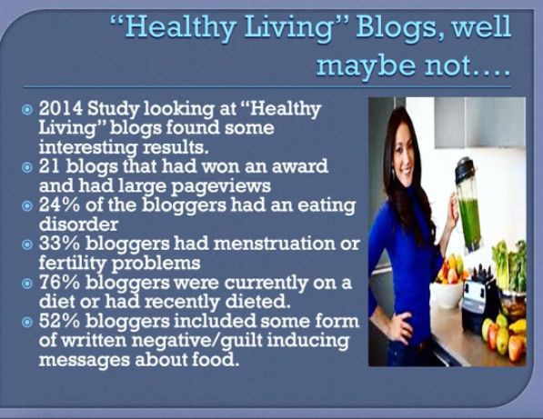 Credit: Kylie Mitchell from Imma Eat That.Click the picture to read her fantastic post on healthy living blogs