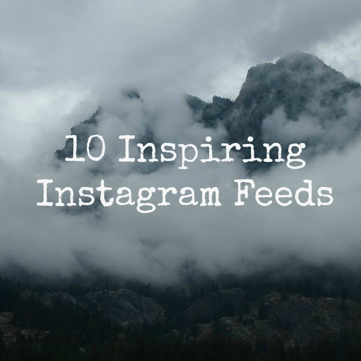 10 Inspiring Instagram Accounts
