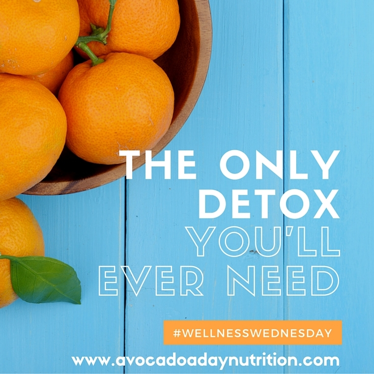 The Only Detox You'll Ever Need