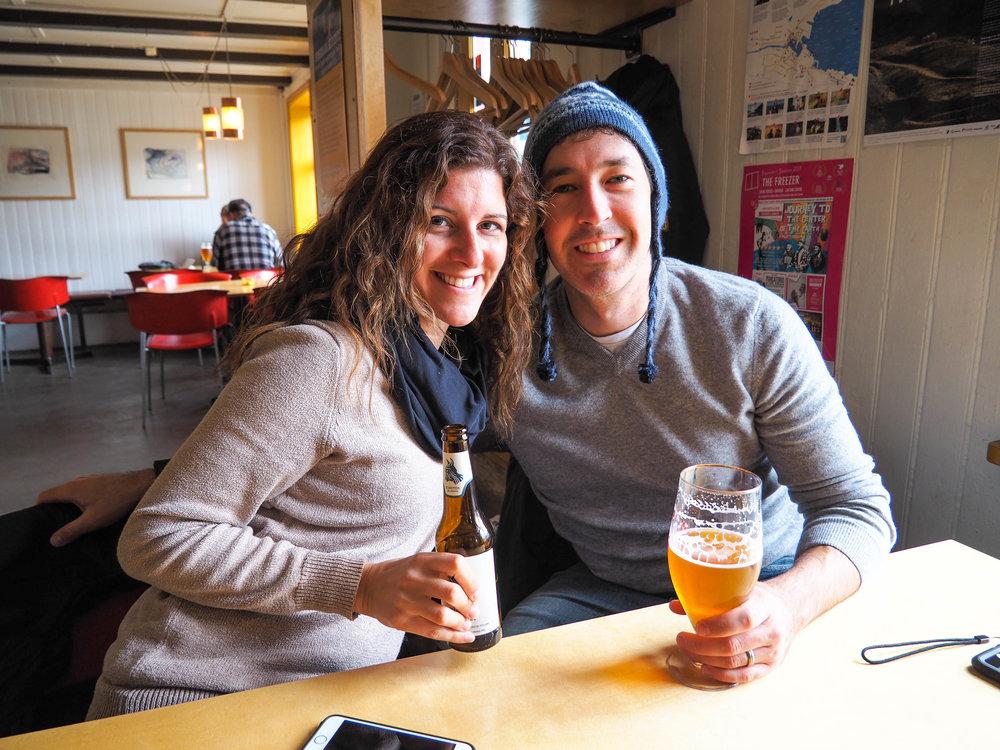 Icelandic beer!
