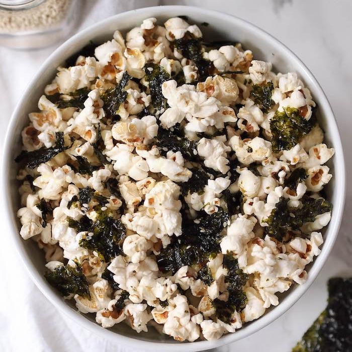 Nori Popcorn