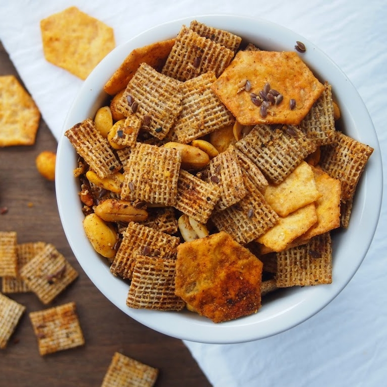 Whole Grain Chex Mix