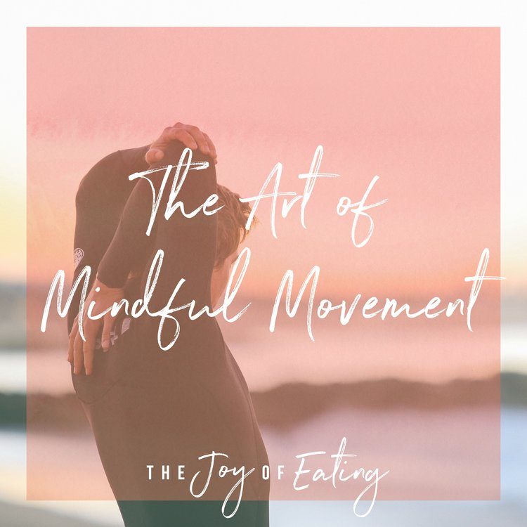 The Art of Mindful Movement