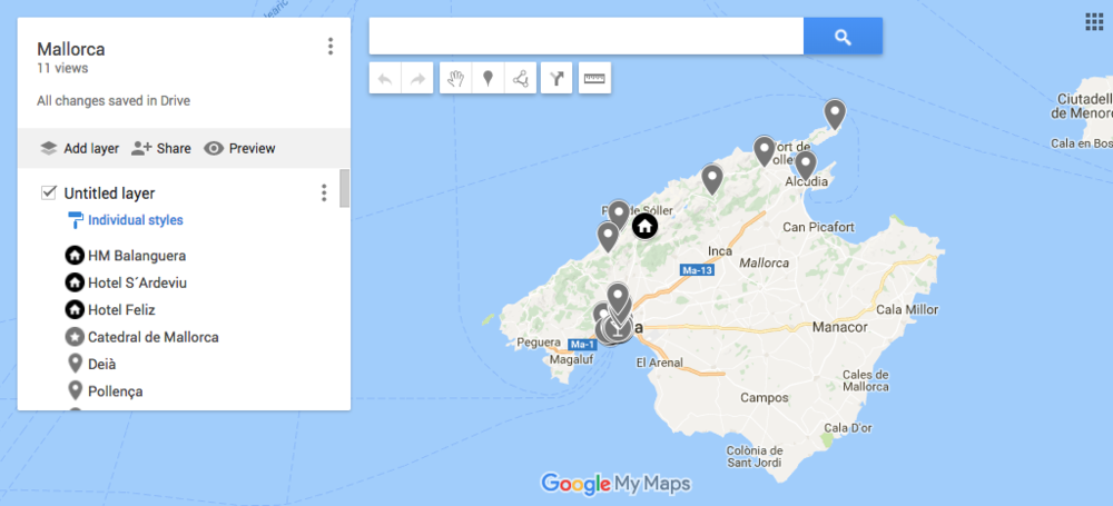 I'm planning a trip to Mallorca in May - let me know if you have any recommendations!