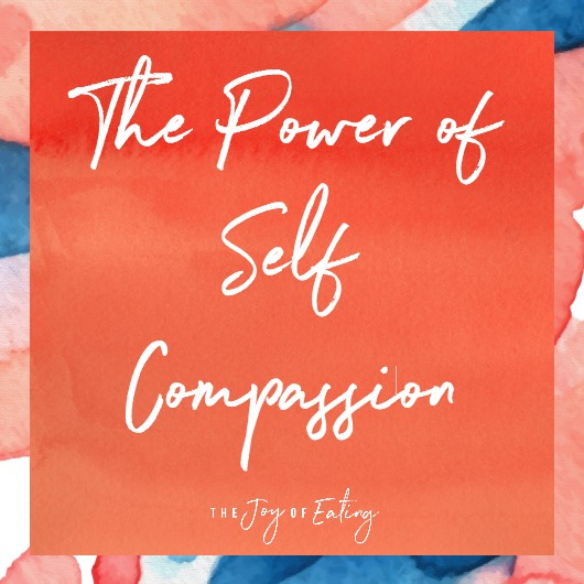 The Power of Self Compassion