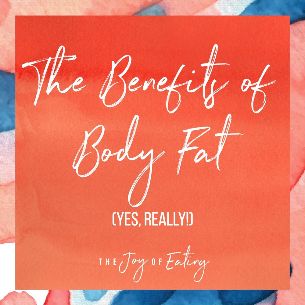 Weight science is a lot more complex than the fat = bad narrative you always hear. Body fat, or adipose tissue, actually has benefits - it's not just this inert thing. #haes #bodypositive #wellness #fatpositive #bodyimage #intuitiveeating