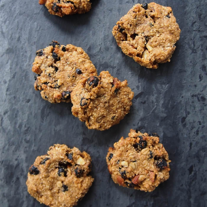 Almond Trail Cookies