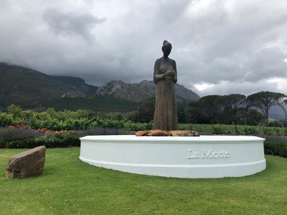 Cape Town La Motte Winery
