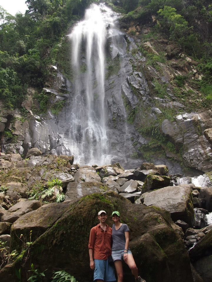 Costa Rica Travel Guide: San Louis Waterfall