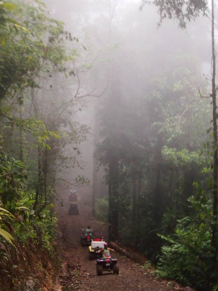 Costa Rica Travel Guide: ATV